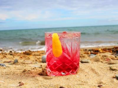 Beara Bramble Cocktail