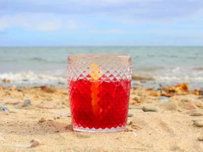 Beara Negroni Cocktail