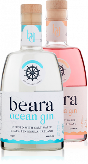 Beara Award Winning Gin