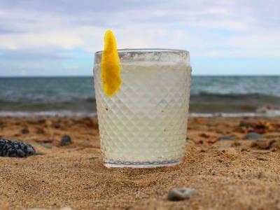 Beara Tom Collins cocktail