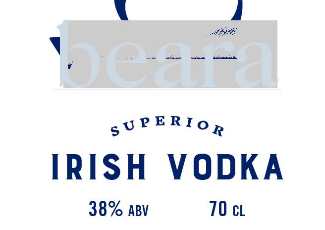 beara vodka logo